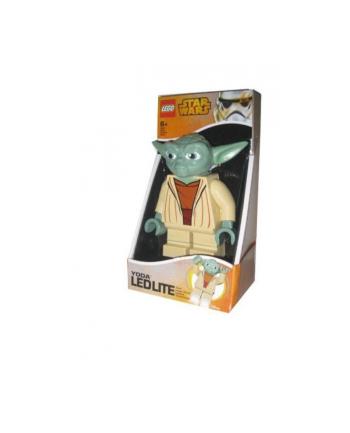 inni PROMO Lego Star Wars lampka LED Yoda 812749