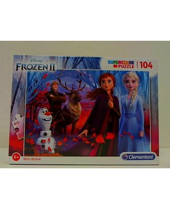 Clementoni Puzzle 104el Kraina Lodu 2 27274
