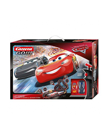 carrera toys Tor GO!!! Let's Race! Cars 62475 Carrera