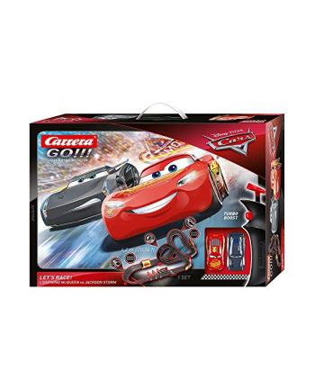 carrera toys Tor GO!!! Let's Race! Cars 62475 Carrera