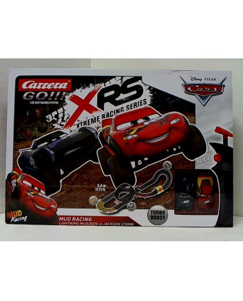 carrera toys Tor GO!!! Mud Racing Cars 62478 Carrera