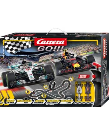 carrera toys Tor GO!!! Max Speed (6,3m) 62484 Carrera