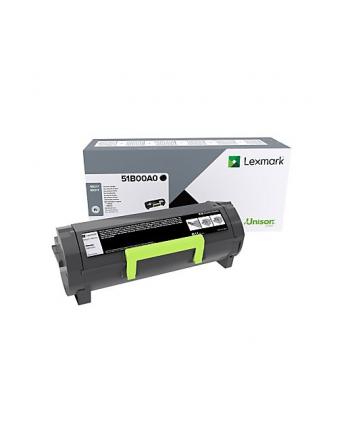 lexmark Toner MS/MX3/4/5/61x 2.5K BK 51B00A0