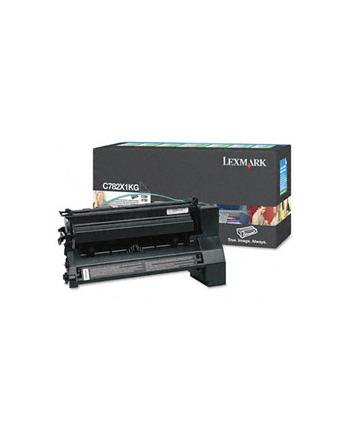 lexmark Toner 15K BK C/X782 C782X1KG