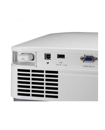 nec Projektor P605UL LCD WUXGA 6000AL 50000:1 9.7kg