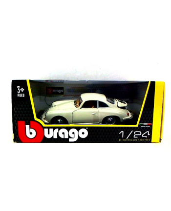 BBU 1:24 Bijoux Porsche 356B Coupe 22079