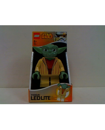galeria LEGO Led Star Wars 20cm Yoda 27491