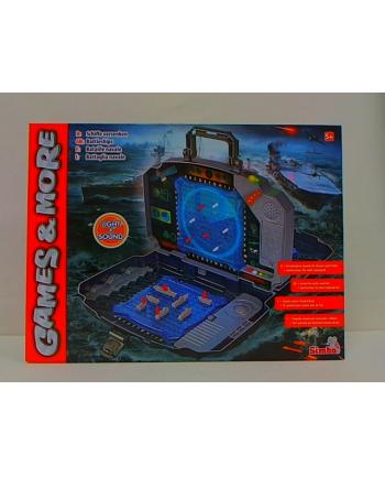 Elektroniczna gra w okręty G&M Simba
