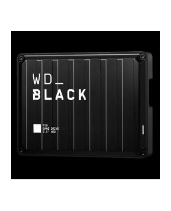 western digital Dysk zewnętrzny WD Black P10 Game Drive, 2.5'', 4TB, USB 3.0, czarny