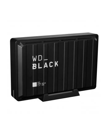 western digital Dysk zewnętrzny WD Black D10 Game Drive, 3.5'', 8TB, USB 3.0, czarny