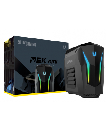 ZOTAC GAMING PC MEK mini, RTX 2060 Super 8GB, Intel Core i5-9400F, 16GB  DDR4