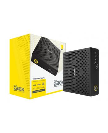 ZOTAC ZBOX EN52060V-BE, RTX2060, i5-9300H, 2xDDR4 SODIMM, M2 SSD, 2.5'' SATA III