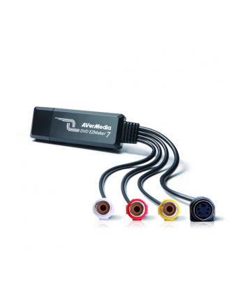 aver media AVerMedia Video Grabber DVD EZMaker 7, USB 2.0