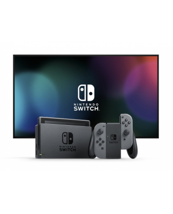 Nintendo Switch Console Grey Joy-Con (2019)