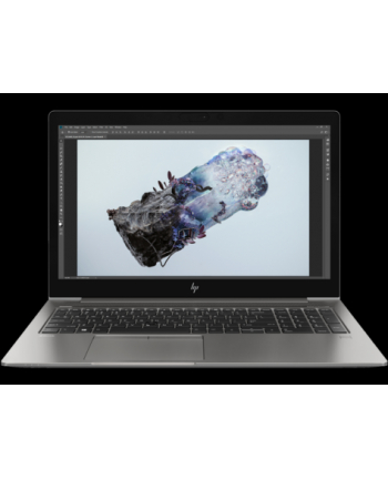 HP ZBook 15u G6 i5-8265U 15.6 FHD 8GB 256SSD R3200 Win 10 Pro 64