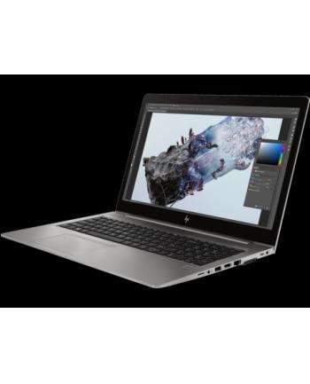 HP ZBook 15u G6 i7-8565U 15.6 FHD 16GB 512SSD R3200 FPR Win 10 Pro 64