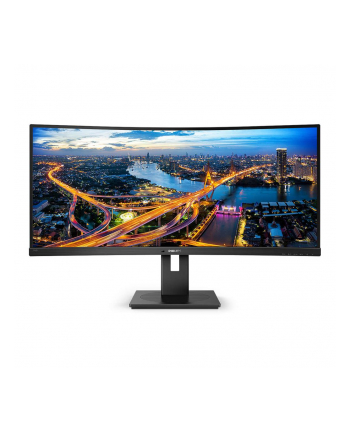 Monitor Philips 346B1C/00 34'' WQHD, VA, DP/HDMI/USB-C, curved, głośniki