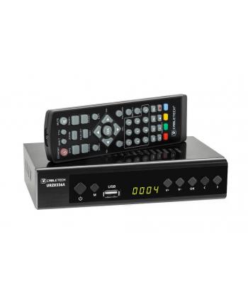 lechpol zbigniew leszek Tuner cyfrowy Cabletech DVB-T2 H.265 HEVC LAN