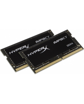Kingston HyperX Impact DDR4 SODIMM 2x8GB 2666MHz CL15