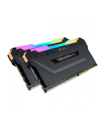 Corsair VENGEANCE RGB PRO, 16GB (2 x 8GB), DDR4, DRAM, 3200MHz, C16, Black