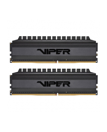 patriot VIPER4 BLACKOUT 8GB 3200MHz CL16 DUAL KIT (2x4GB)