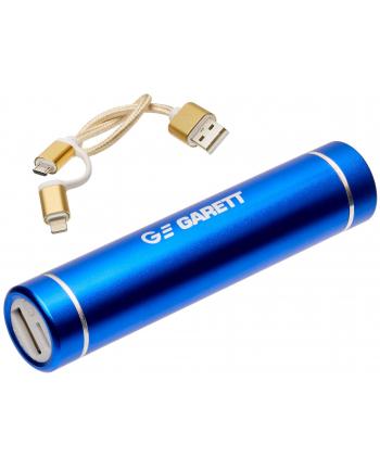 Powerbank Garett Power 2 niebieski