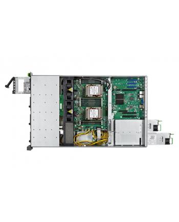 fujitsu RX2520 M5 X4210 32GB 8xLFF RAID SAS 0,1,5,6 2GB FBU DVD 4x1Gb 2xRPS 3YOS