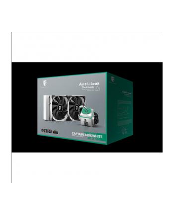 Deepcool Chłodzenie Wodne CAPTAIN 240X WHITE