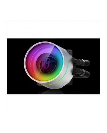 Deepcool Chłodzenie Wodne CASTLE 240EX WHITE
