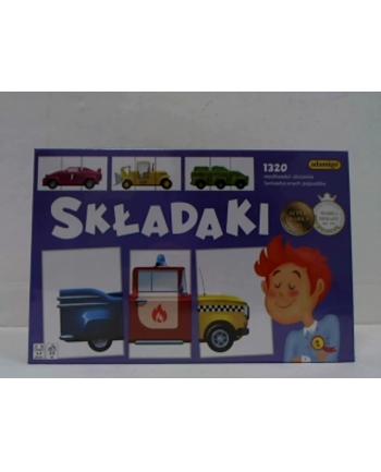 adamigo Składaki - gra 07394