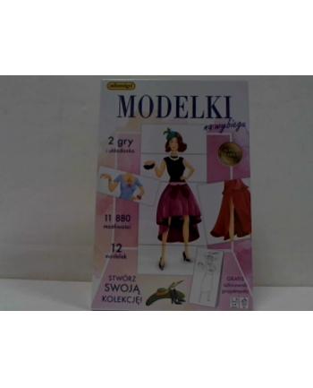 adamigo Modelki na wybiegu - gra 07424