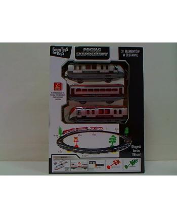 artyk Kolejka dla dzieci 31el toys for boys 130939