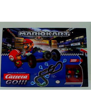 CARRERA GO!!! tor 5,3m MarioKart Turbo 20062492