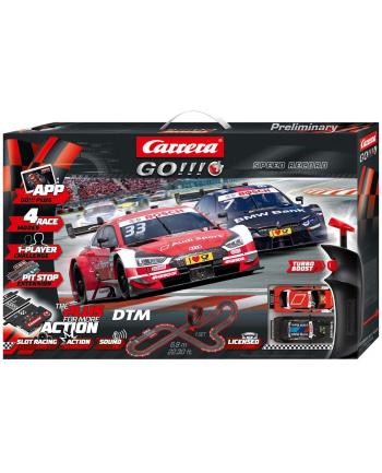 CARRERA GO!!! tor DTM 6,8m Speed Record 20066009