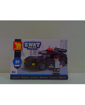 dromader-klocki Klocki SWAT Samochód 23316 33169