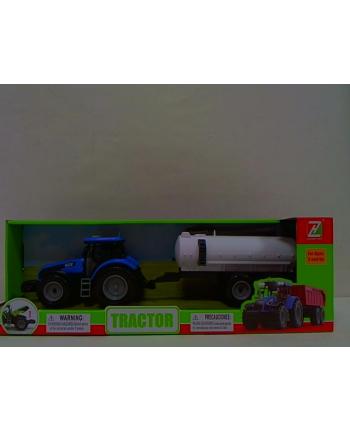 gazelo Traktor z beczkowozem z bateriami G122703 15130