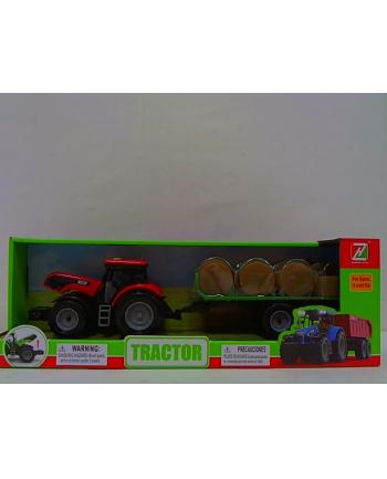 gazelo Traktor z przyczepą z bateriami G122704 15147