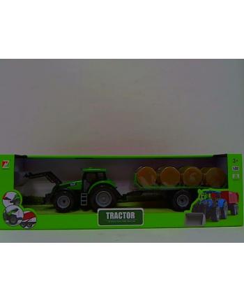 gazelo Traktor z przyczepą G110489 15277