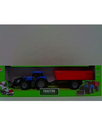 gazelo Traktor z przyczepą G110486 15338
