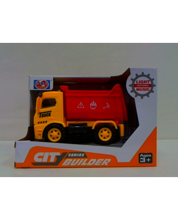 gazelo Auto śmieciarka św/dźw G122573 16335