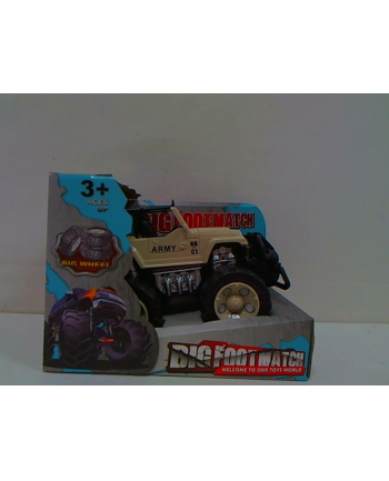 hipo Auto terenowe military napęd 18cm H12703 25361