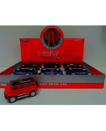 hipo Auto terenowe św/dżw 12szt/disp HXFY069 26771