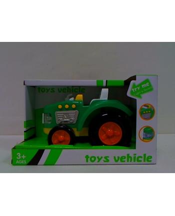 madej Traktor światło/dźwięk 001454 37314