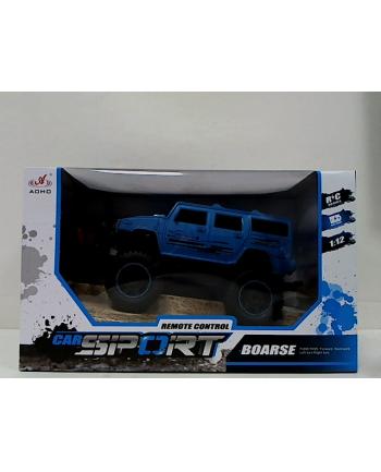madej Jeep RC z bateriami 001711 42820