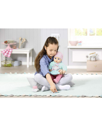 mga std BABY ANNABELL zestaw śniadaniowy+ubranko 702024