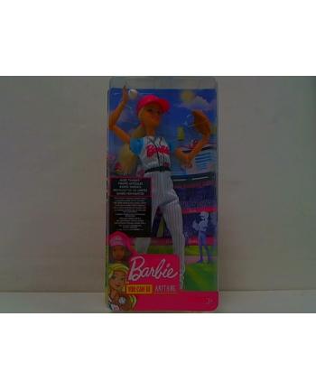 mattel Barbie lalka baseballowa FRL98 /6