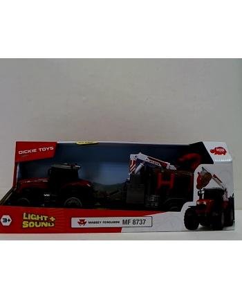 simba 10% Dickie traktor Massey Ferguson 8737 373-7003