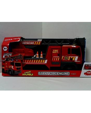 simba 10% Dickie straż pożarna MAN 54cm 371-9017