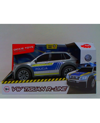 simba Dickie SOS VW Tiguan R-Line 25cm 371-4013