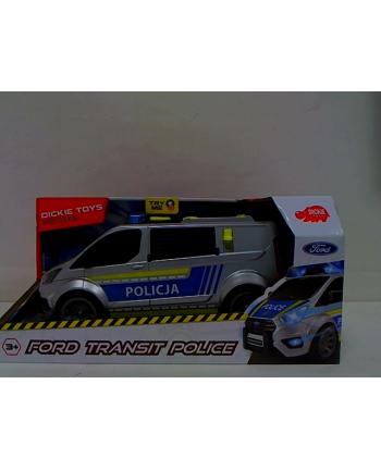 simba Dickie SOS policja Ford Transit 28cm 371-5013